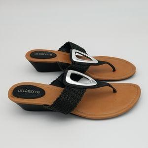 Liz Claiborne Sandals Size 8